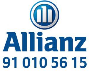 Teléfono allianz contratacion 91 010 56 15